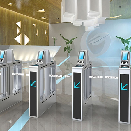 Face Recognition Turnstile CPW-100