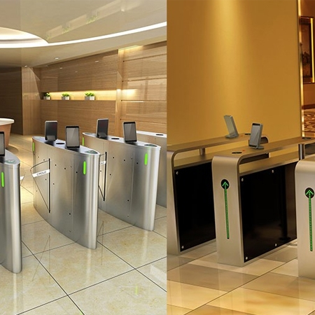 Facial Recognition Turnstiles Collection