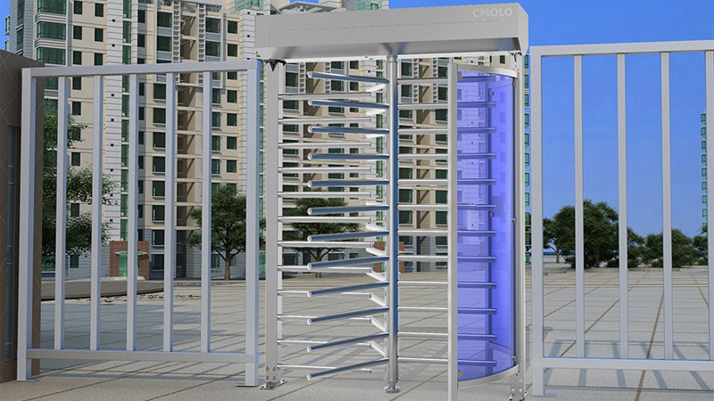 Full Height Turnstile CPW-221A
